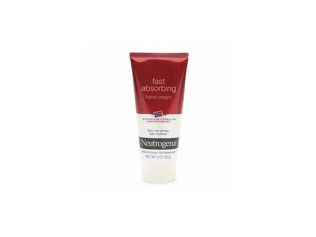 Neutrogena Norwegian Formula Fast Absorbing Hand Cream, 3 oz