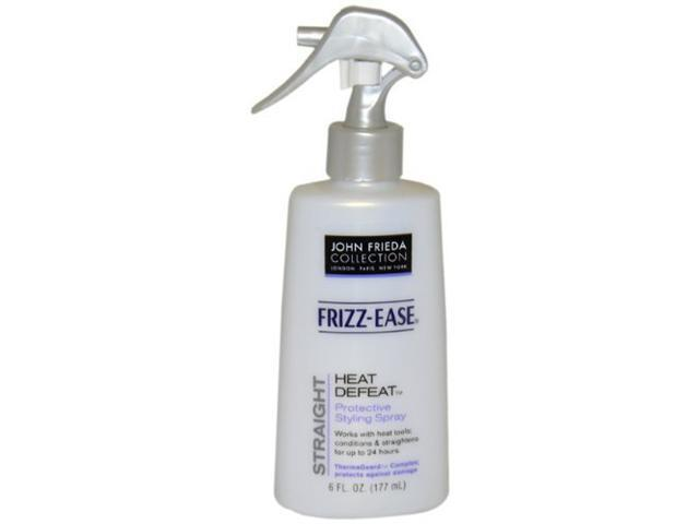 Frizz Ease Heat Defeat Protective Styling Spray 6 oz.