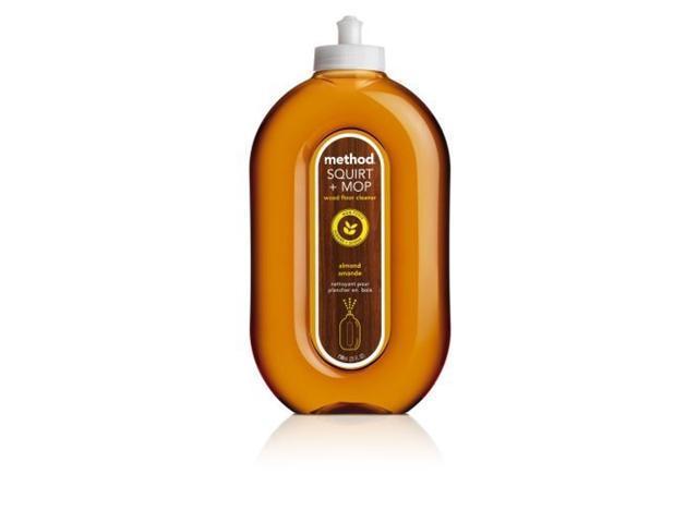 Squirt + Mop Wood Floor Cleaner Almond Scent 25 oz Squirt Bottle