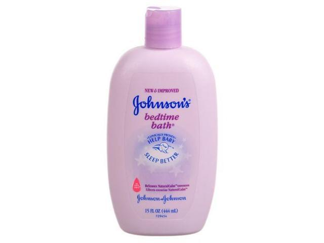 Johnson's Baby Bedtime Bath, Lavender & Chamomile