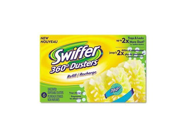 Swiffer 16944 - 360 Duster Refill, 6/Box