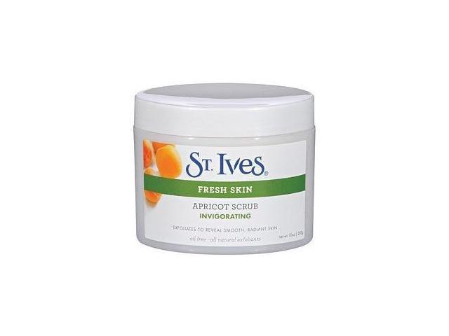 Fresh Skin Invigorating Apricot Scrub - 10 oz Scrub