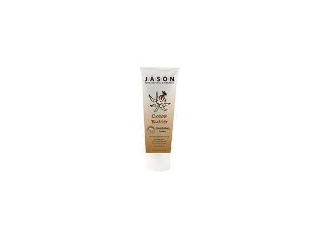 JASON Natural Cocoa Butter Hand Body Lotion 8.0 oz