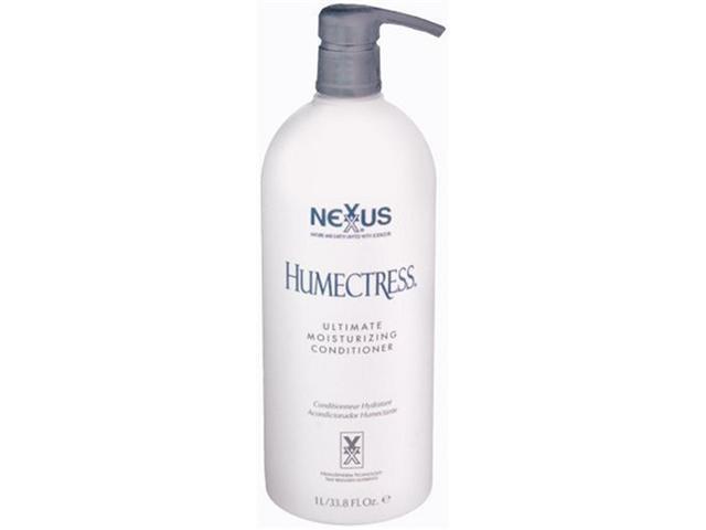 Nexxus Humectress Ultimate Moisturizing Conditioner, 33.8 fl oz (1l)