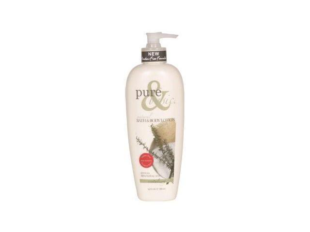 Body Lotion Revitalizing - Pure & Basic - 12 oz - Liquid