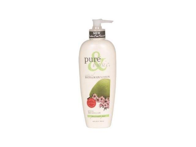 Body Lotion Passionate Pear - Pure & Basic - 12 oz - Liquid