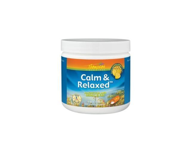 Calm and Relaxed - 270 g - Powder