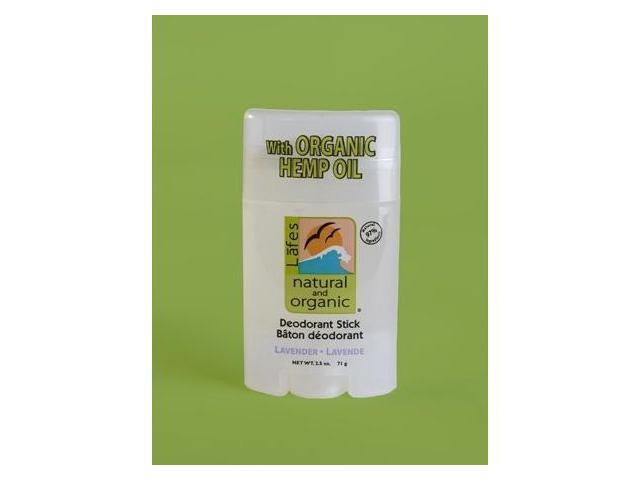 Lavender Deodorant Twist Stick 2.25 oz.