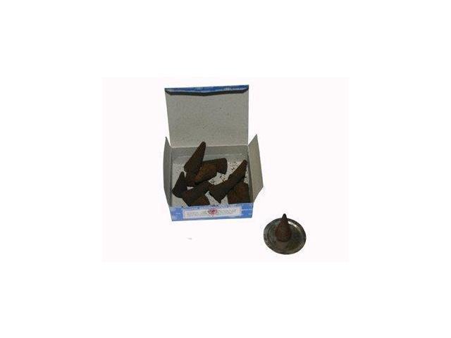 Sai Baba - Incense Cone, Nag Champa 12 Cones 12 per Case