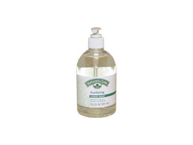 Nature's Gate Purifying Liquid Soap 12.5 fl oz
