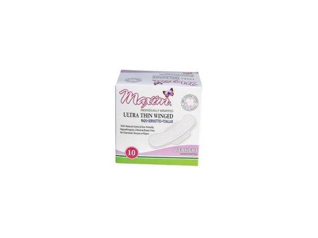 Daytime Natural Ultra Thin Pads 10 Count
