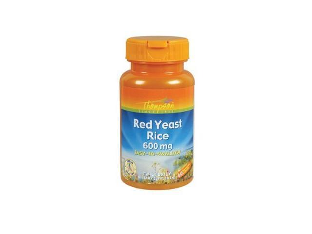 Red Yeast Rice - 60 - VegCap