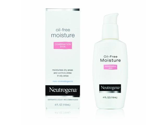Neutrogena Oil-Free Moisture Combination Skin 118ml/4oz