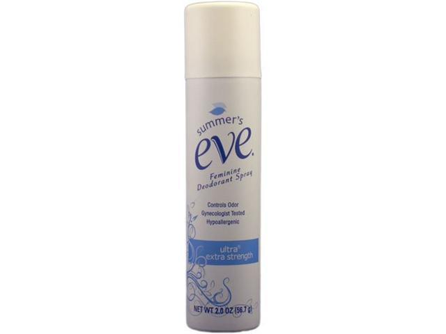 SUMMER'S EVE Ultra Feminine Deodorant Spray-2 oz