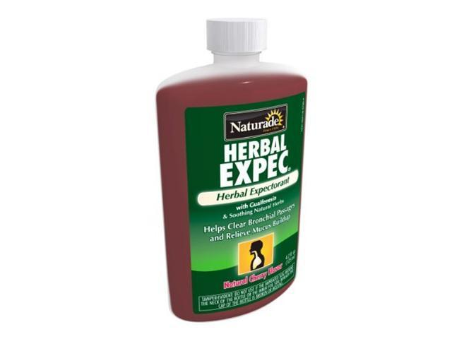 Naturade Alcohol Free Expectorant, 4.2 -Ounce