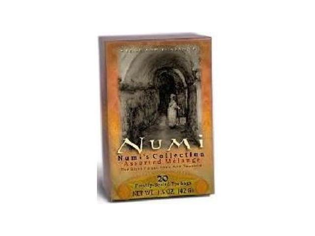 Numi Tea Numi Assorted Tea Collection ( 6x18 BAG)