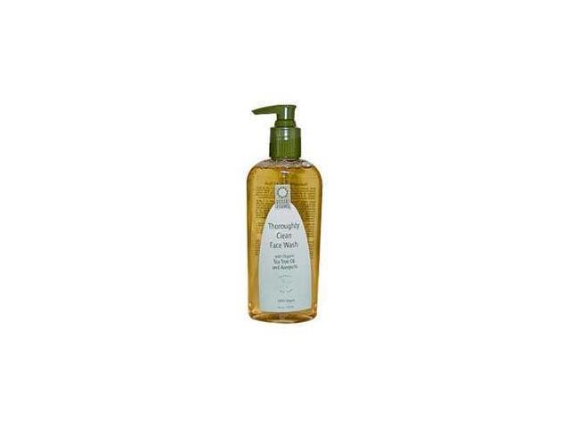 Throughly Clean Face Wash - Original - Desert Essence - 8 oz - Liquid