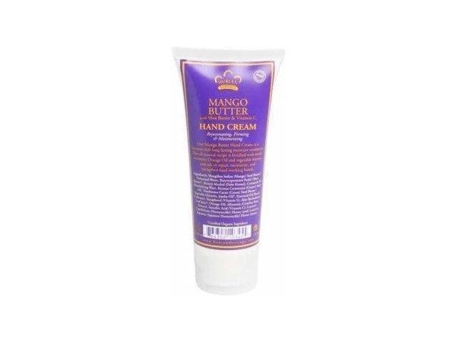 Mango Butter Hand Cream - Nubian Heritage - 4 oz - Cream