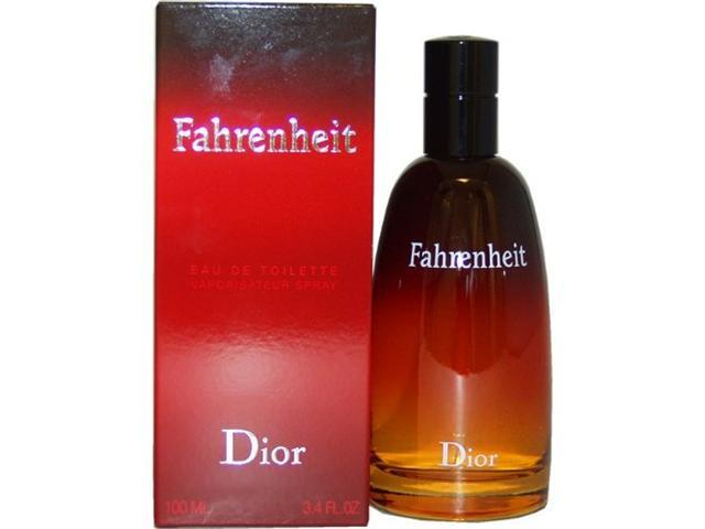Fahrenheit - 3.4 oz EDT Spray