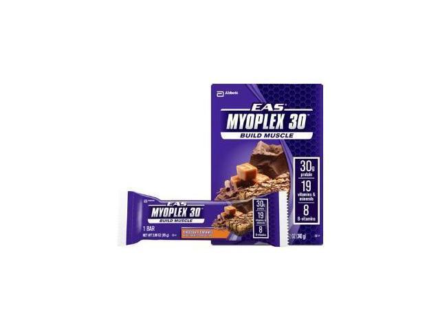 Myoplex 30 Bar Chocolate Caramel 6 bars