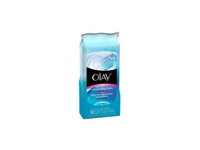 OLAY WET FACIAL CLOTHS NORMAL Size: 30