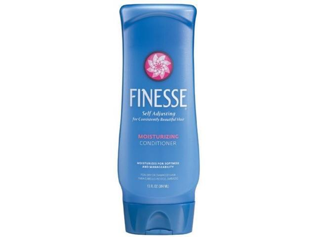 Finesse Self Adjusting Conditioner, Moisturizing, 13 oz.