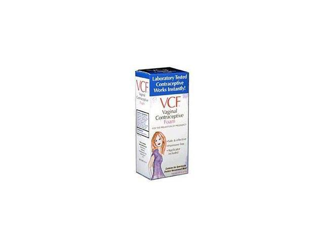 VCF CONTRACEPTIVES FOAM 0.6OZ