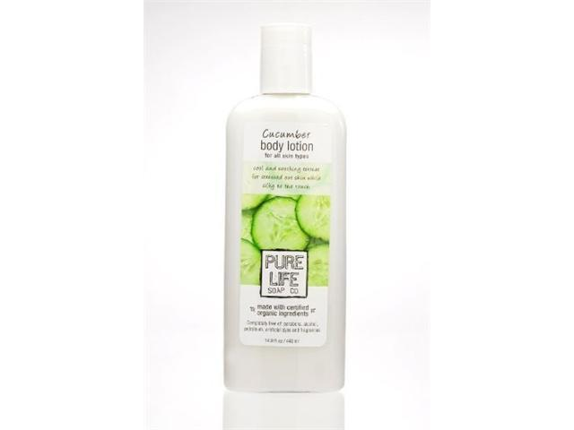 Cucumber Body Lotion 14.90 Ounces
