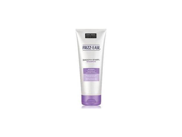 John Frieda Collection Frizz-Ease Shampoo, Smooth Start, Repairing, 10 oz.
