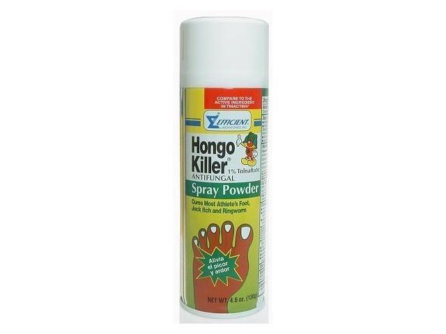 HONGO KILLER SPRAY POWDER Size: 4.6 OZ