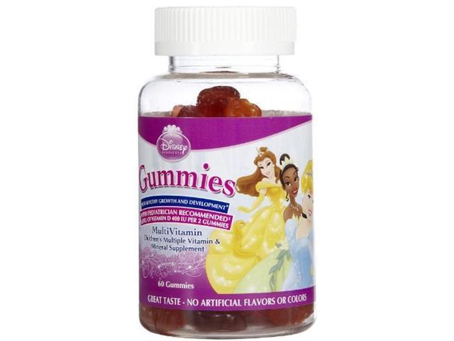 NatureSmart Multivitamin & Mineral Supplement, Children's, Disney Princess, G...