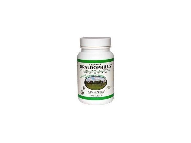 Maxi-Health Research Oraldophilus Chewable, 100 Tabs