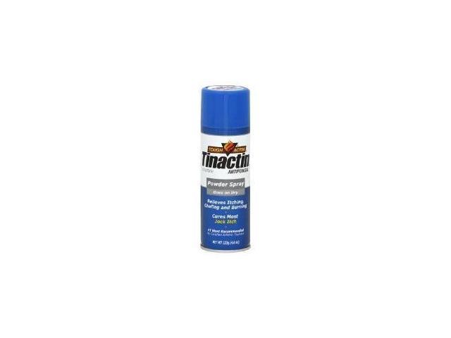Tinactin Antifungal Super Absorbant Spray Powder for Athlete's Foot-4.6 oz.