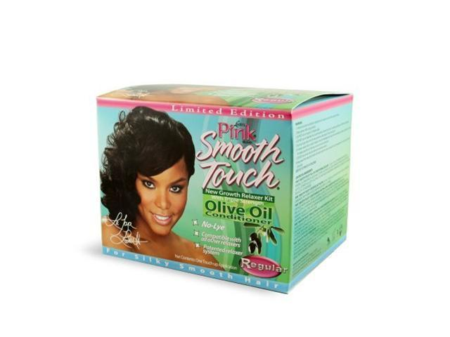 Luster's Pink Smooth Touch Relaxer Kit Regular LUSTER'S