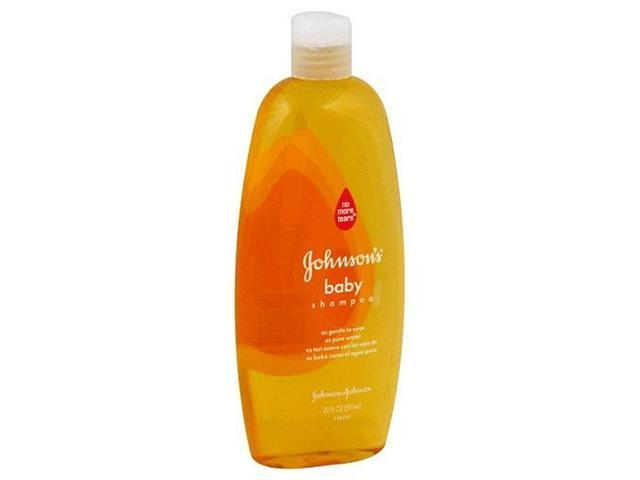 Johnson's No More Tears Baby Shampoo, 20 oz.