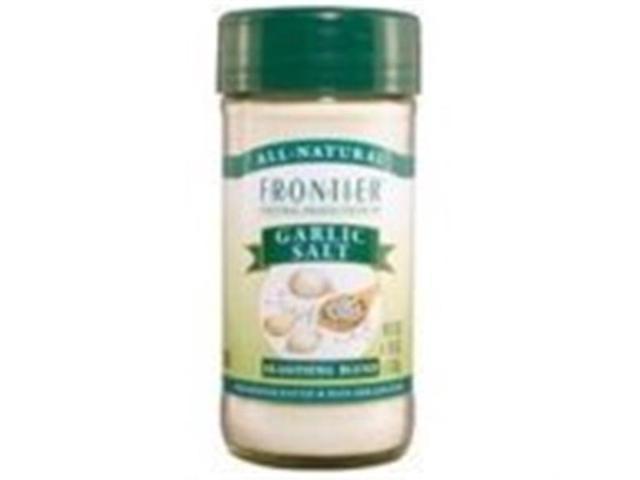 Frontier Garlic Salt -- 4.16 oz