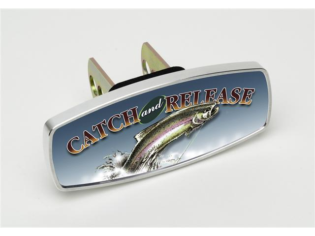"HitchMate Premier Series Hitch Covers ""Catch and Release"" #4223 - 2"" or 1.25"" Hitch Cover"