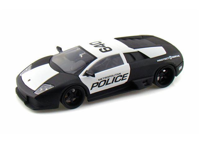 Lamborghini Murcielago LP640 Police 1/24