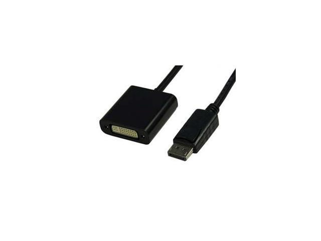 DP DisplayPort Display Port to DVI Converter Cable