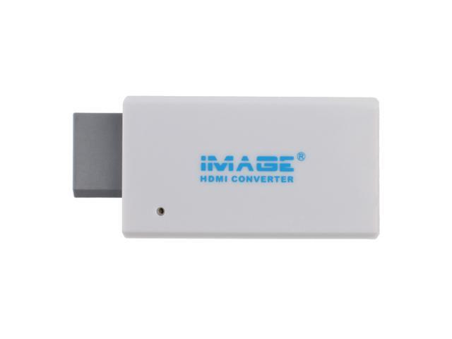 Wii to HDMI 720P 1080P HD by pass Converter TV