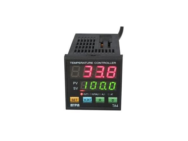 Dual Digital F/C PID Temperature Control Controller SSR (2 Alarms) for light industry, chemistry, machine, metallurgy, ceramics, pertrification industry