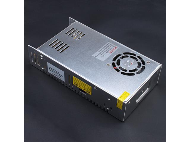 LED Strip Light Switching Power Supply - DC 12V 30A 360W