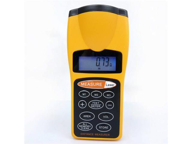 AGPtek iT6 Ultrasonic Distance Meter Measuring Tool Laser