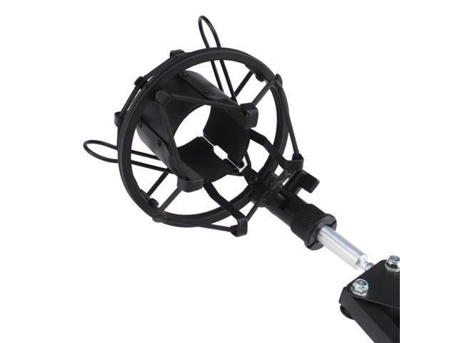 Professional Suspension Scissor Microphone Arm Stand Including Shock Mount