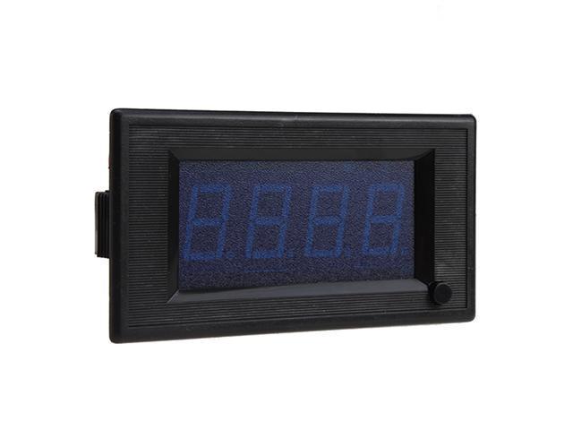 200V 200A DC Digital Blue LED Amp Volt Meter Shunt