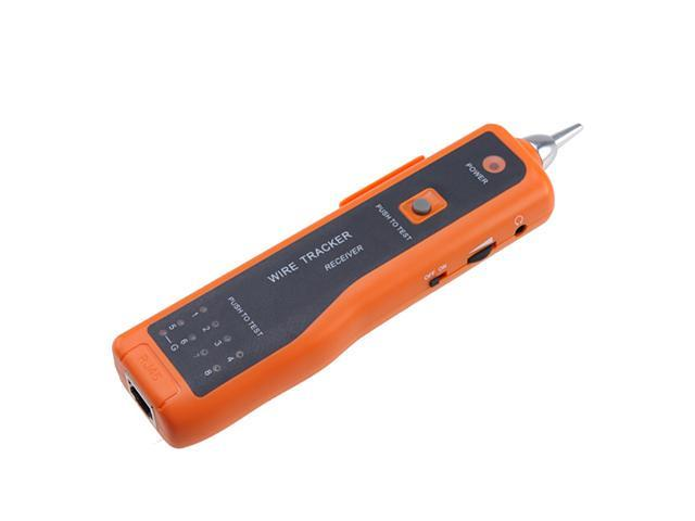 Cable Wire Phone Network Toner Tracer Tester Tracker  Tracking System w/ Receiver and Emitter