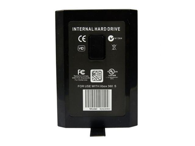 AGPtek 120GB HDD Internal Hard Drive Kit for Xbox 360 S Slim XBOX 360 E