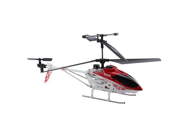 SYMA S032 3-Channel Remote Control Metal Helicopter with Gyro
