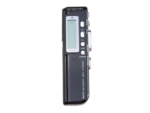 AGPtek 4GB Digital Voice Recorder Dictaphone MP3 Player