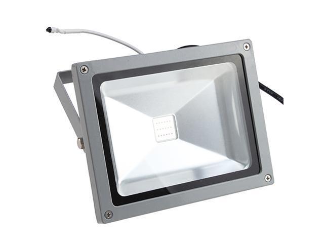 AGPtek Waterproof Remote Control 20W RGB LED Flood Wash Light